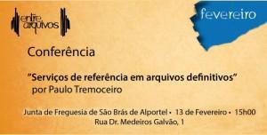 """Conferência """"Entre Arquivos"""""""
